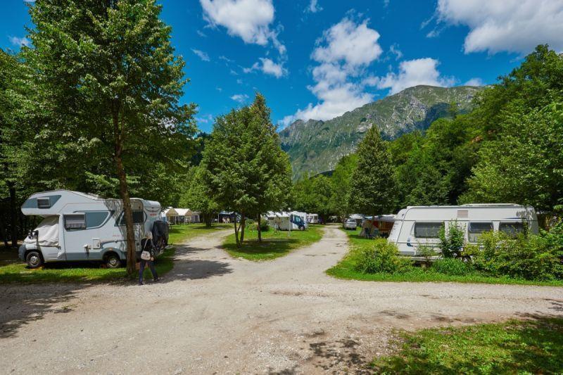 Campingplätze Slowenien