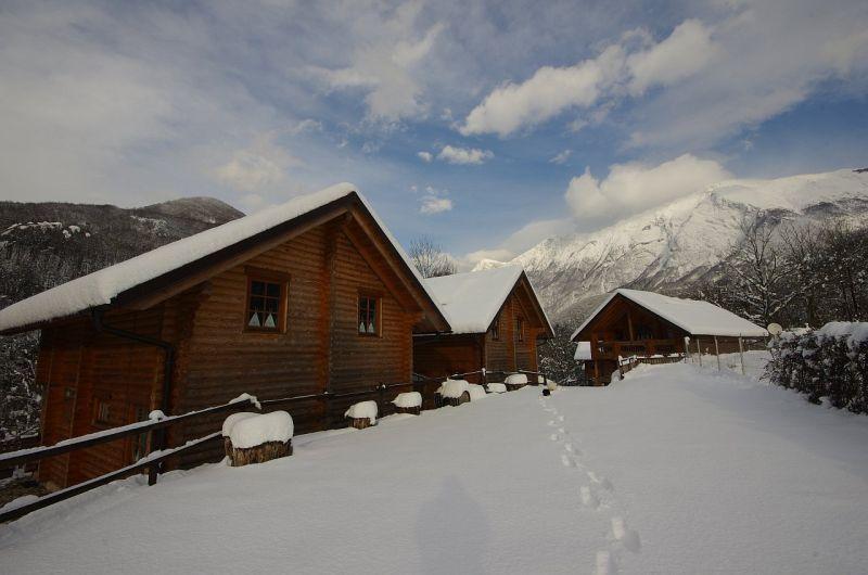 wintertourismus vorteile - haus